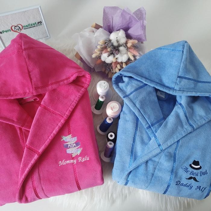 halate personalizate colorate