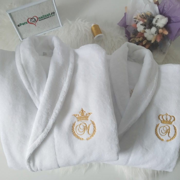 halate personalizate coroane
