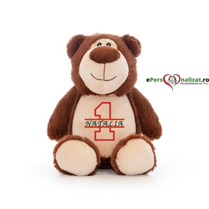 urs mare de plus personalizat