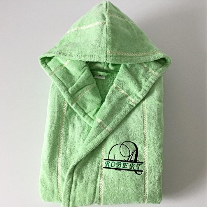 Halat baie verde