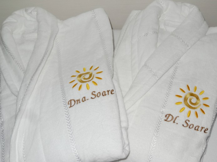halate de baie personalizate cu nume